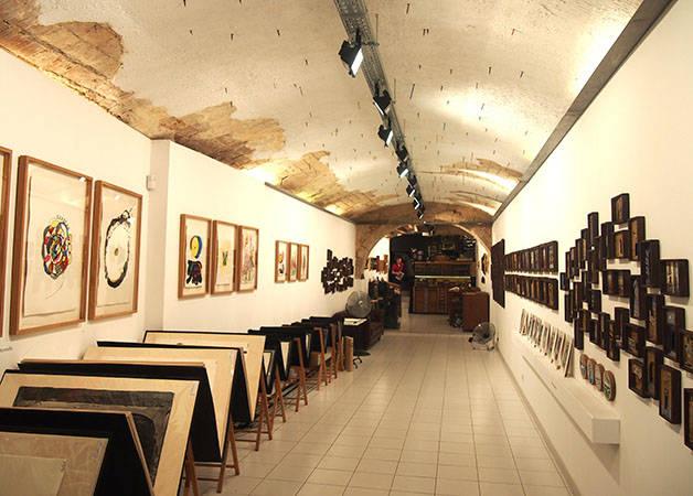 galeria maxo interior