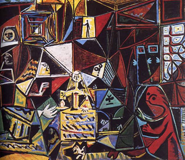 menines Picasso museum Barcelona