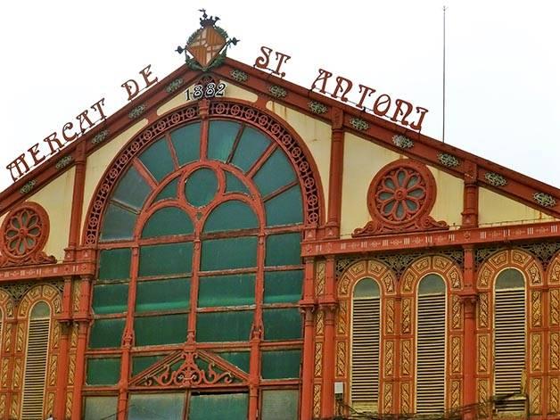market Barcelona Sant Antoni