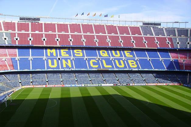 camp nou stadium Barcelona sports weekend