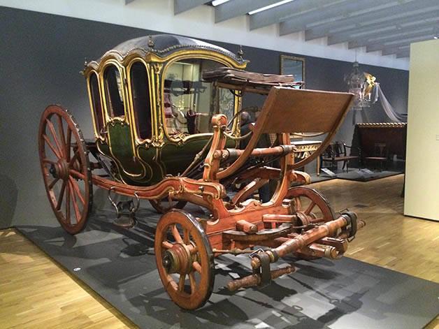 carriage design museum