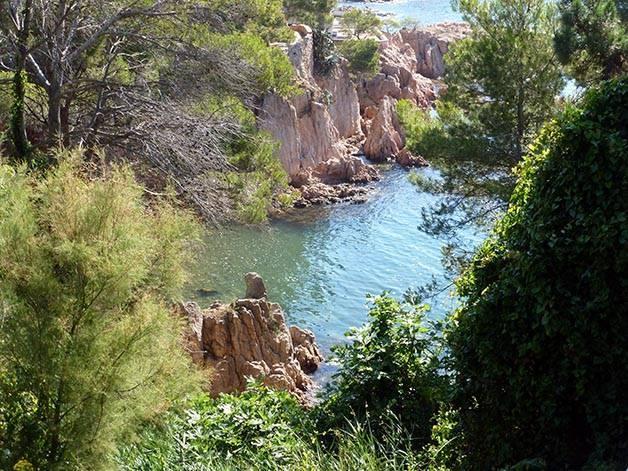 creek costa brava excursion Barcelona