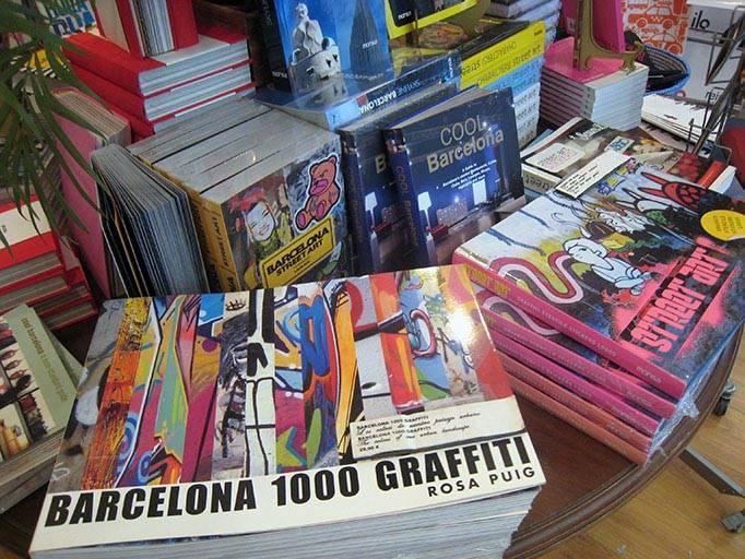 books graffitis wawas gifts