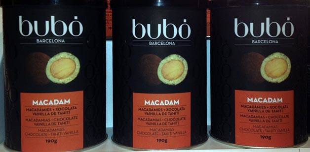 chocolate macadamias bubo gifts