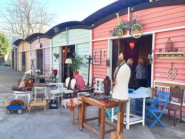 mercantic vintage market