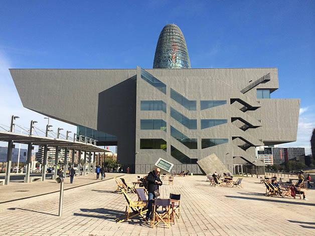 mhub design museum Barcelona