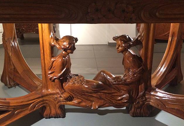 museu del modernisme català-furniture
