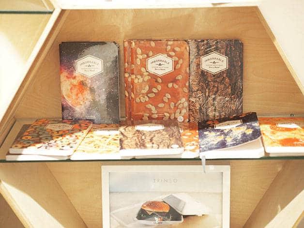 nuovum detail honeycomb shelf