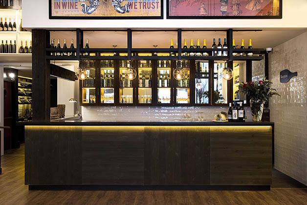 praktik vinoteca bar