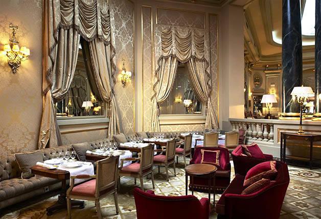 Caelis restaurant