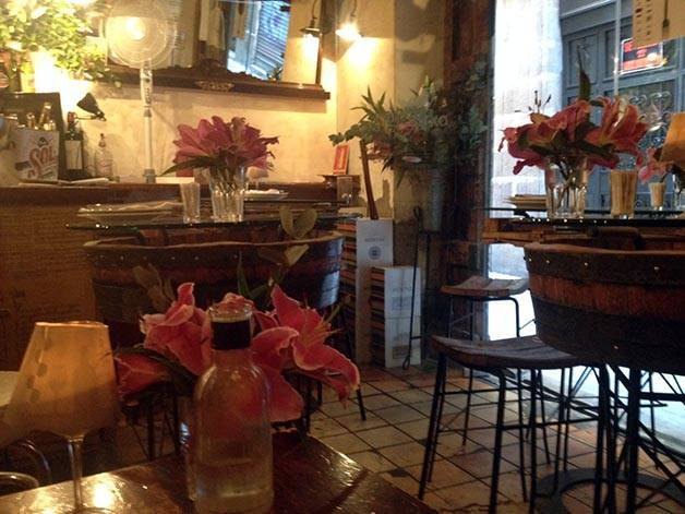 el bitxo flowers and mirrors
