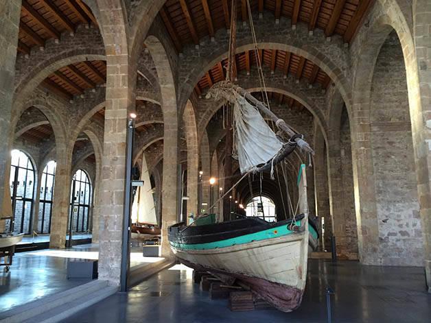 boat maritime museum