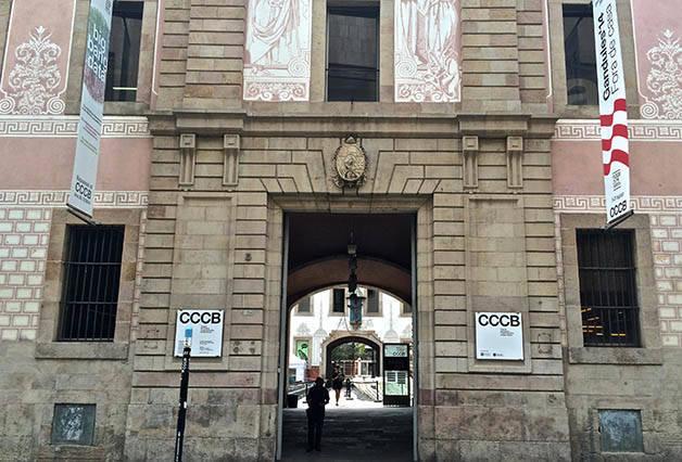 cccb art Barcelona
