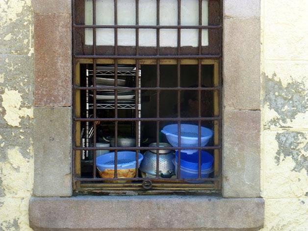 window la cova fumada