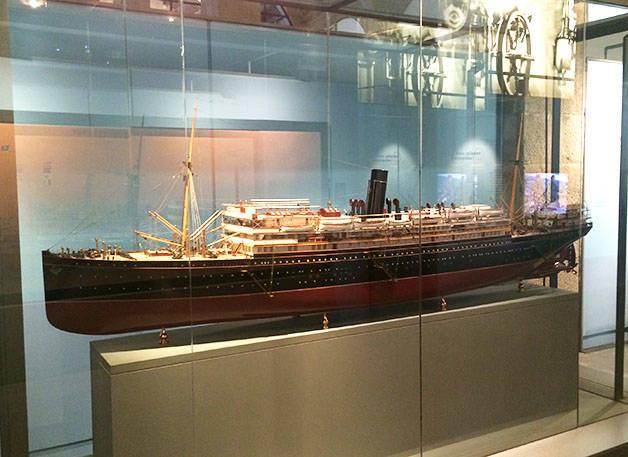 model maritime museum