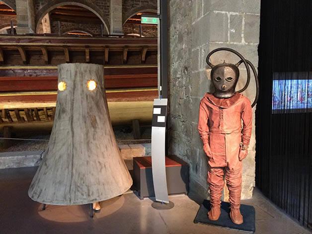 diving suit maritime museum