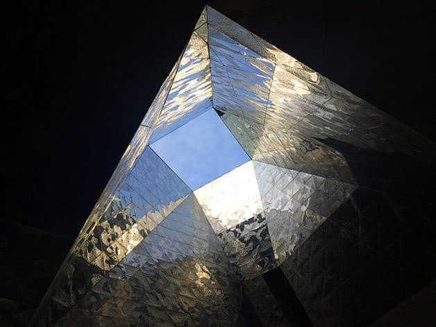 museu blau natural science museum architecture