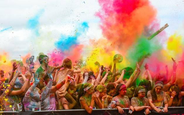 The Color Run Barcelone