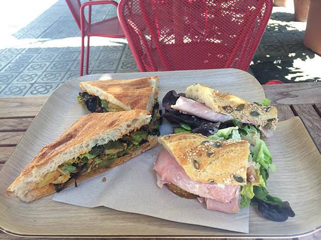sandwich fastvinic