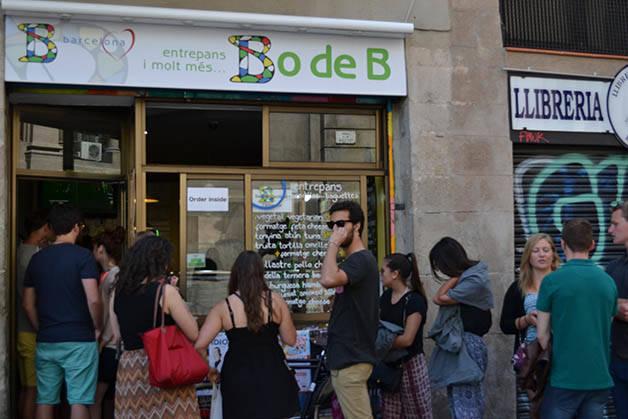 Facade Bo de B (c) Lea Lourmiere Sandwich