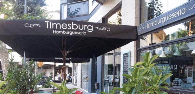 burgers Timesburg Barcelona
