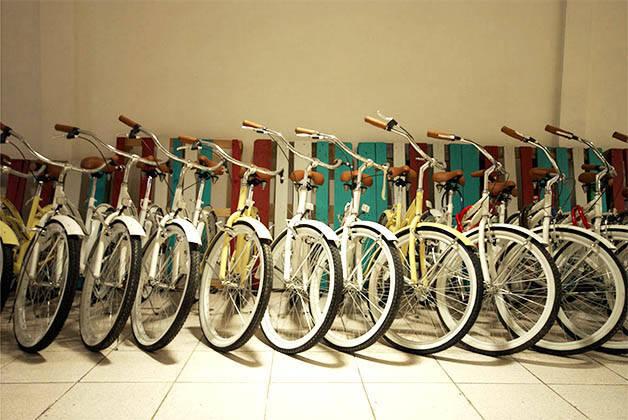 bed & bike bicycles