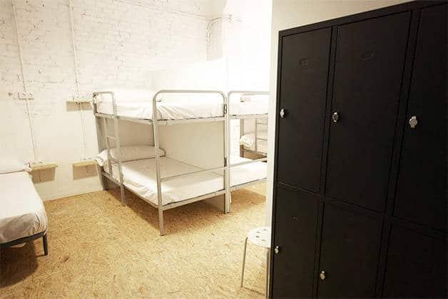 dormitory Bed & Bike