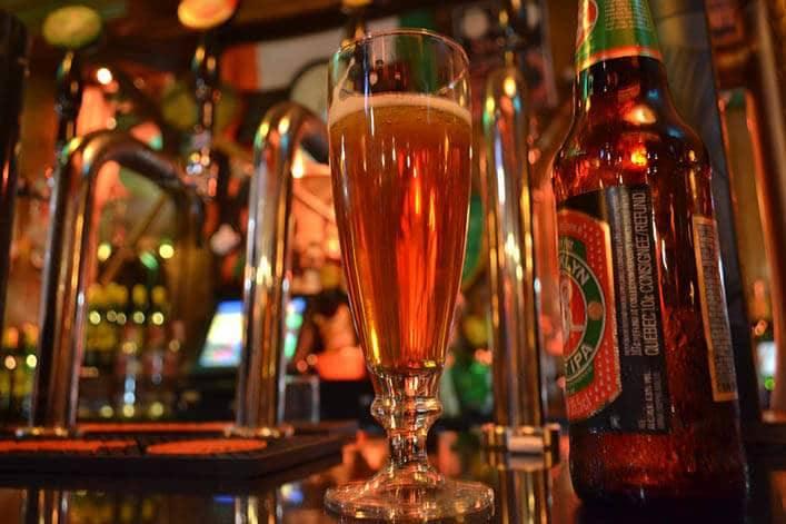 Pub George Payne beer