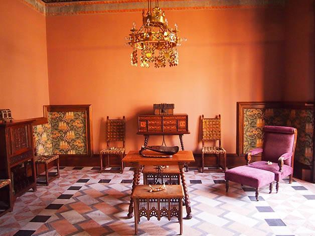 Casa Amatller salon