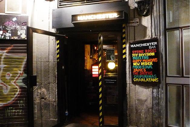 rock bar manchester