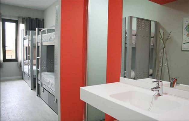dormitory bcn sport hotel
