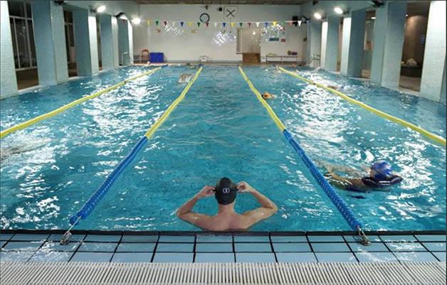 pool BCN sport hostel