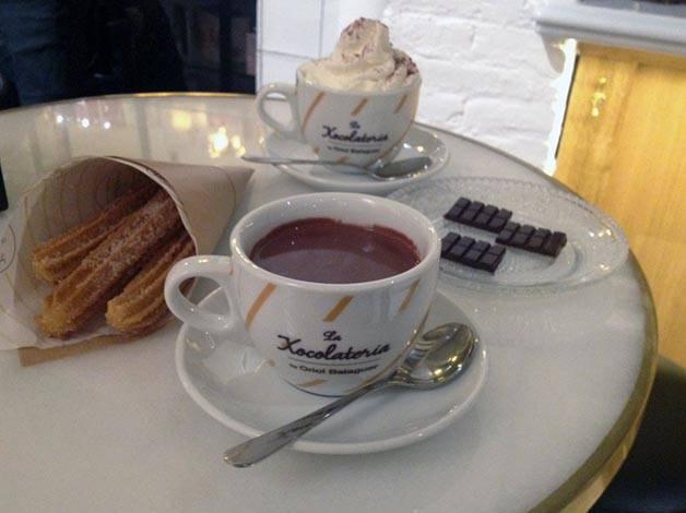 chocolate february stay