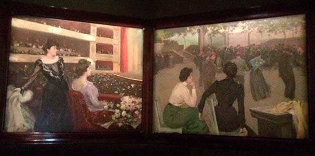 visit liceu paintings casas