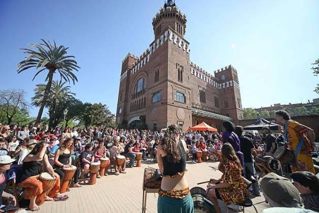 fira Parc de la Ciutadella article