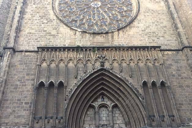 shows in Barcelona Santa Maria del Pi