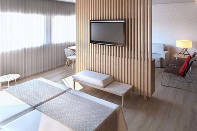 barcelo atenea mar bedroom