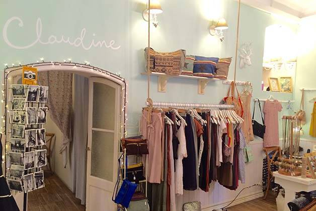 Claudine  sophisticated clothing and accessories in Barcelona f2f9ff93360