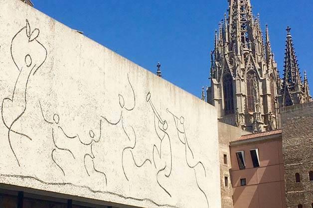 Picasso Museum visit