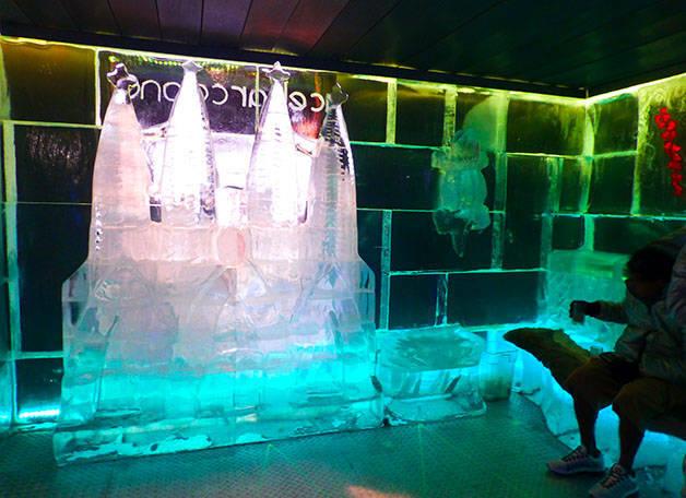 Icebarcelona interior ice
