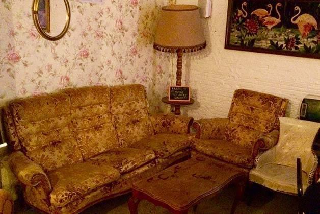 Le Standard interior sofa