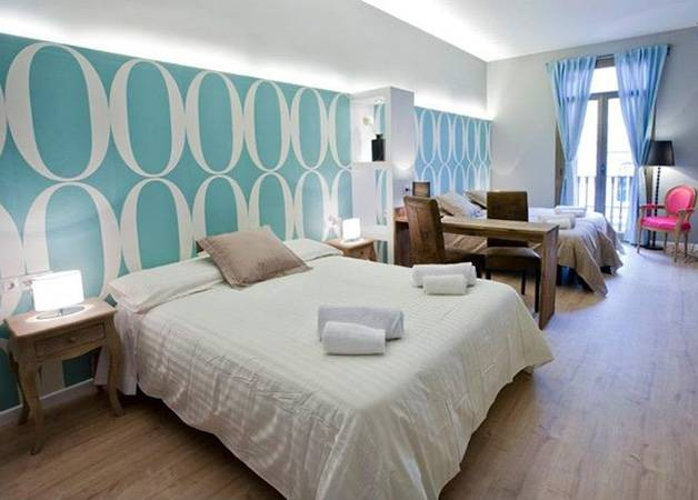 violeta boutique double room