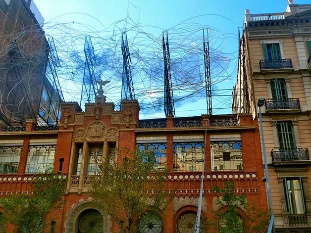 articketbcn Antoni Tàpies foundation