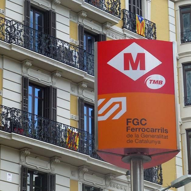 barcelona card metro