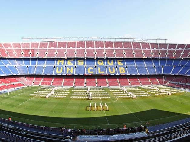 fc barcelona museum at camp nou the temple of barca fans fc barcelona museum at camp nou the