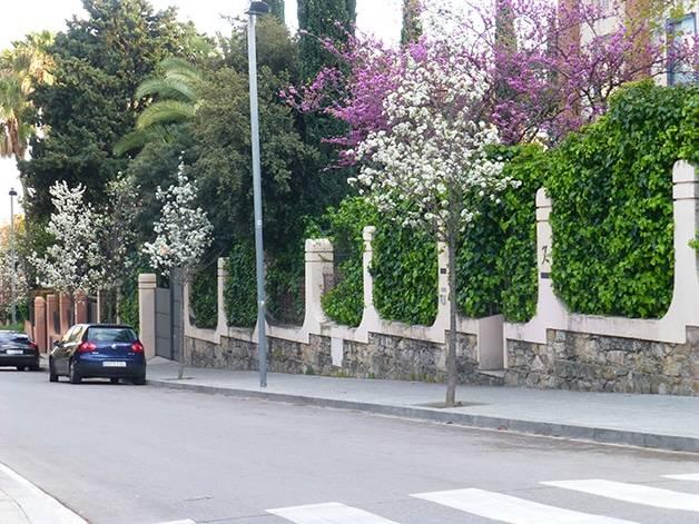 free parking Barcelona