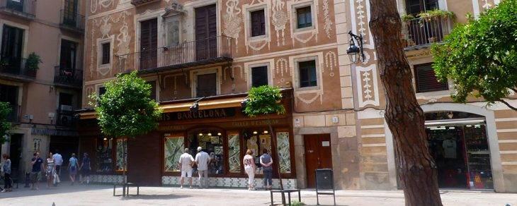 gòtic plaça del Pi