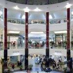 shopping centres