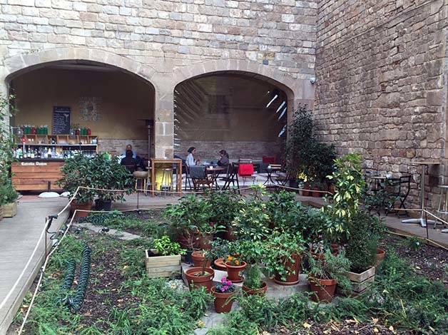 hidden terraces jardi