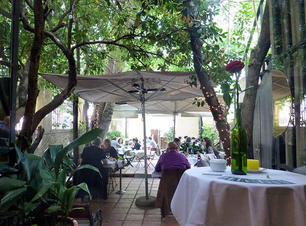 The Hidden Terrace At Fragments Cafè Quiet Charm Near Camp Nou